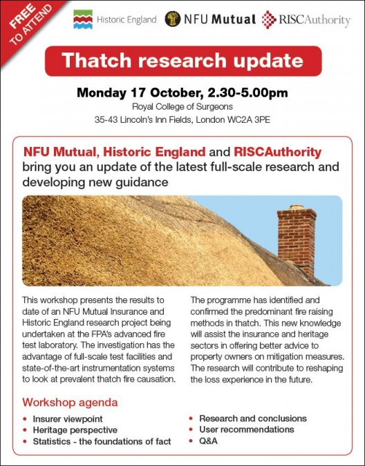 Thatch research update