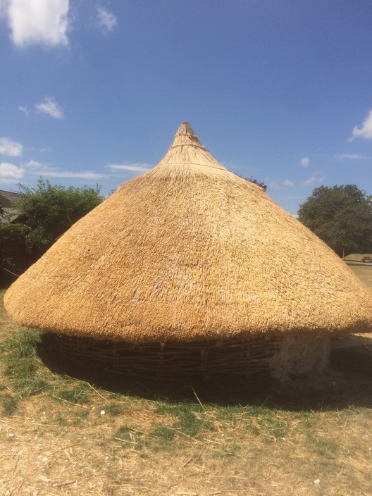 Thatched Roundhouse